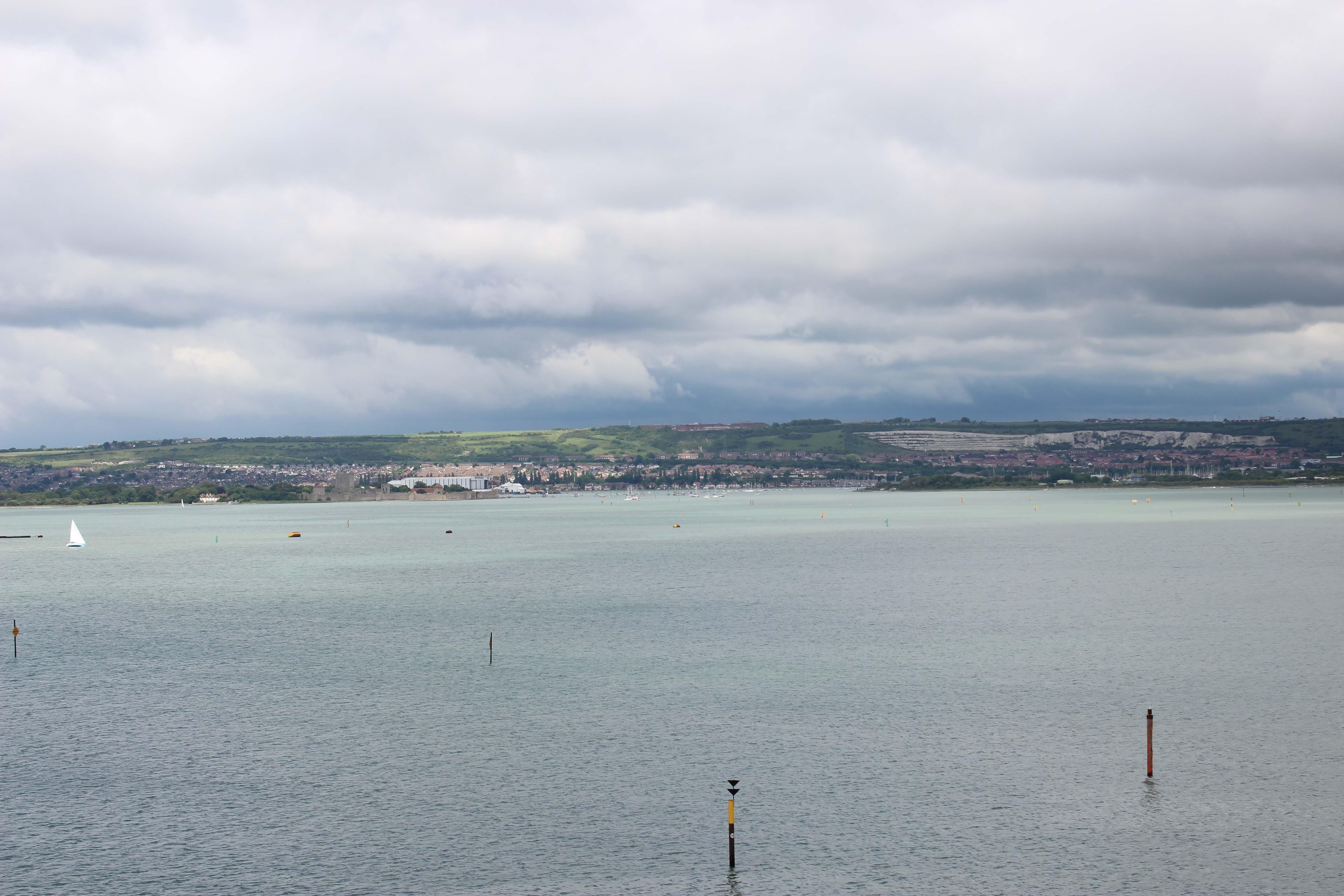 Gimp - PortsmouthBefore