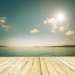 Gimp - Sea sunlight