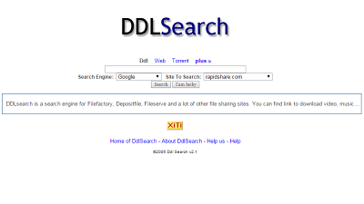 DDL - Search