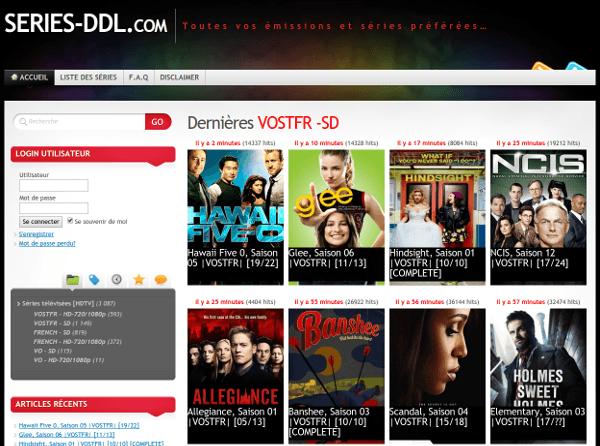 DDL - Series-ddl