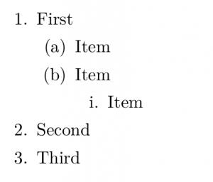 Latex-listes-enumerate-ex2