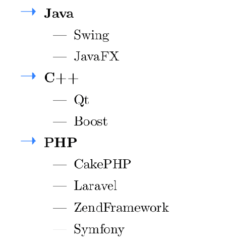 Latex-listes-exemple