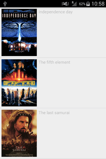 android-listview