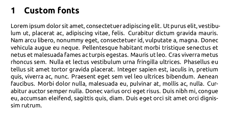 latex-font-ubuntu