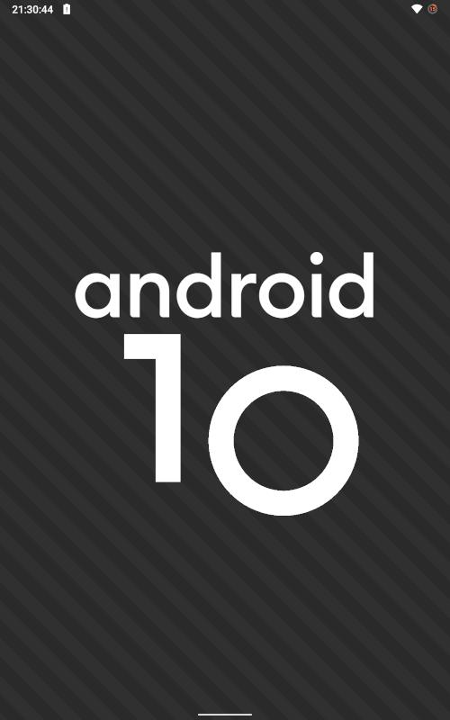 android 10 nexus 7