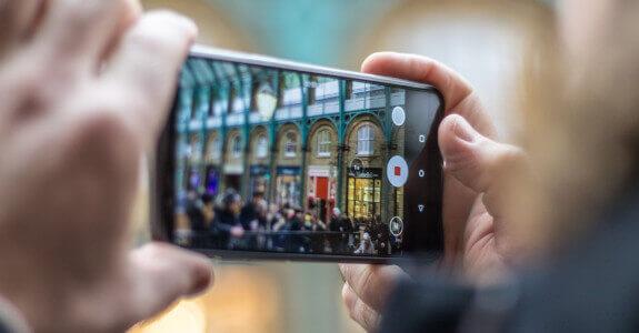 android adb screen recording